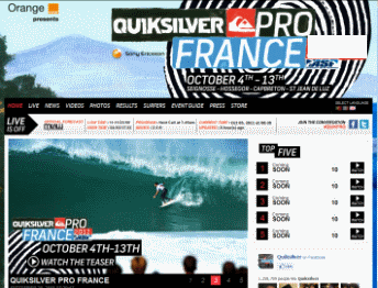 Quicksilver France