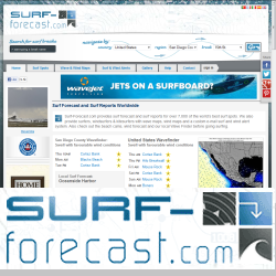 surf-forecast.com surf report