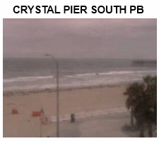 Pacific beach pier pb crystal pier south