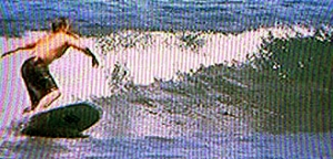 HJD surfing in Hawaii 2005