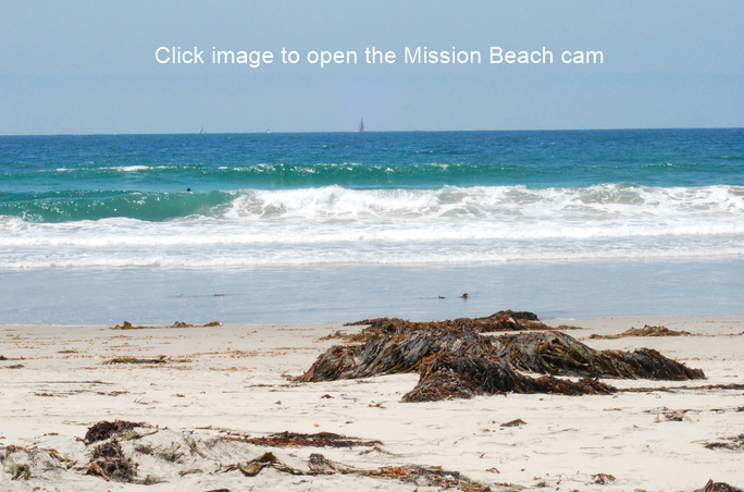 Mission beach surf cam live HD