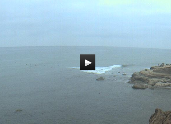 Point Loma surf cam 1