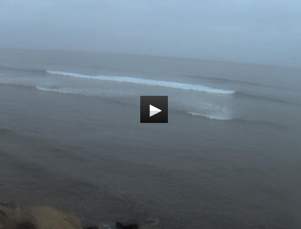 Point Loma surf cam 2